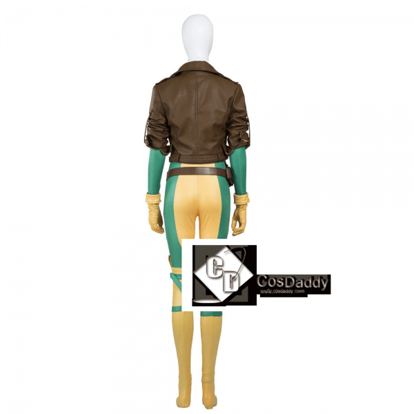 X-Men Rogue Anna Marie Cosplay Costume