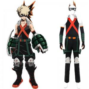 3 Best My Hero Academia Bakugou Katsuki Cosplay Tips