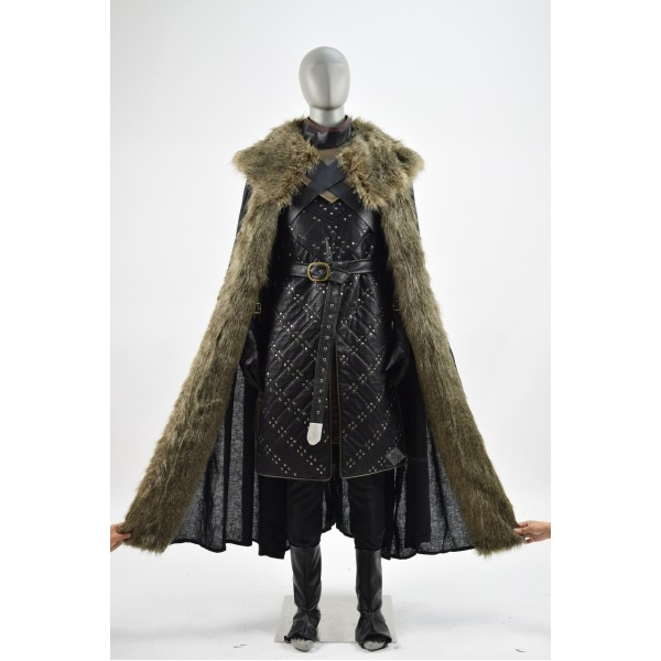 Game of Thrones  Season VII Jon Snow Costume