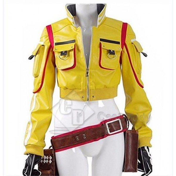 Final Fantasy Cindy Aurum Cosplay Costume