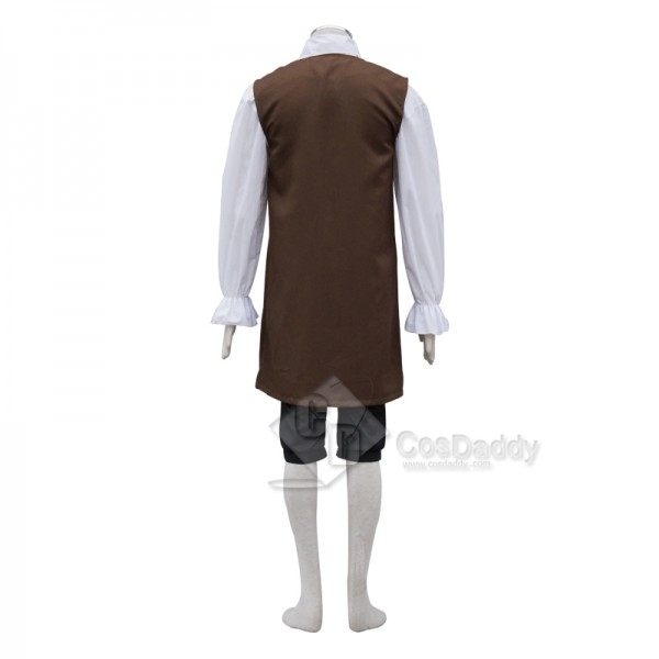 Beauty and the Beast (2017 film) LeFou Cosplay Disney Costume