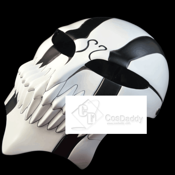 Bleach Ichigo Black Hollow Mask Cosplay