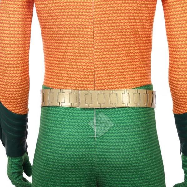 Aquaman Aquaman Arthur Curry Orin Cosplay Costume