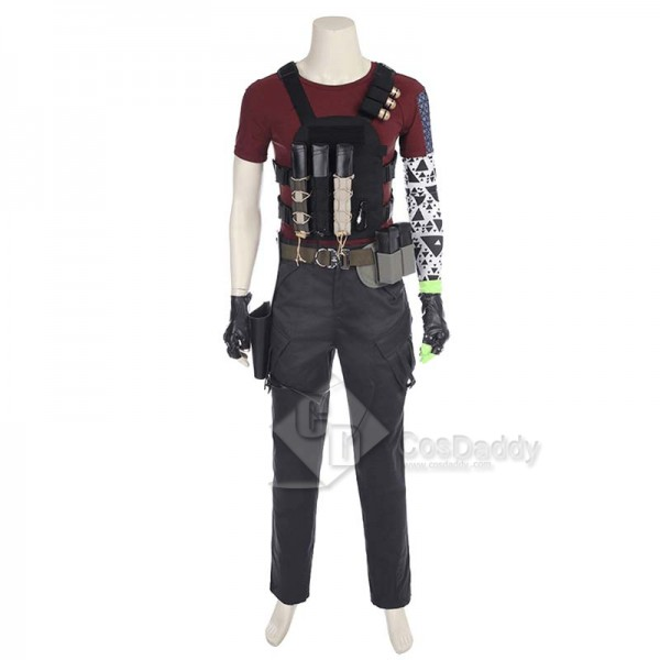 Deadpool 2 Nathan Christopher Charles Summers Cable Cosplay Costume
