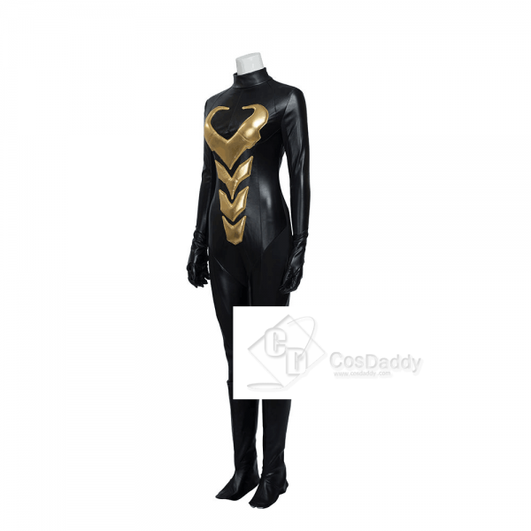 Ant-Man and the Wasp Wasp Janet Van Dyne Cosplay Costume