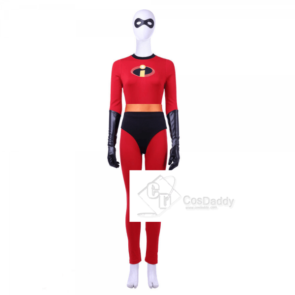 Incredibles 2 Helen Parr Elastigirl Cosplay Costum...
