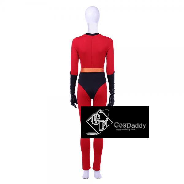 Incredibles 2 Helen Parr Elastigirl Cosplay Costume