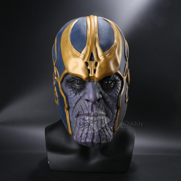 Avengers: Infinity War Thanos Cosplay Halloween Ma...