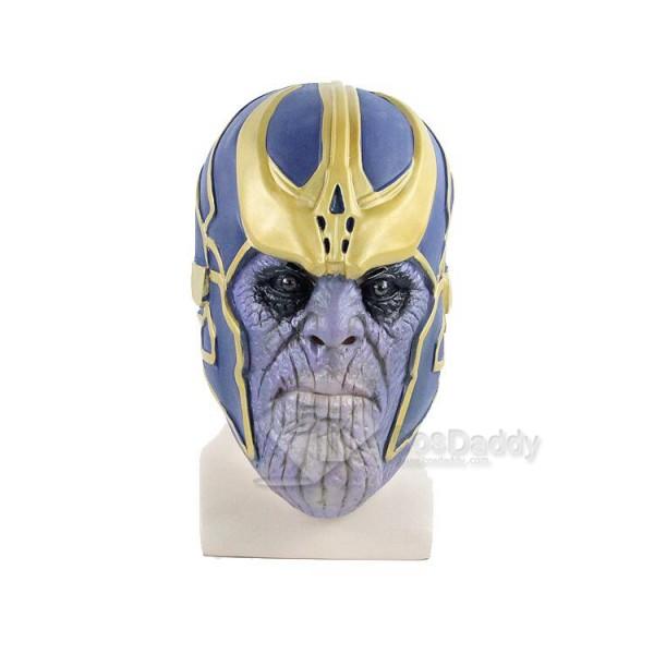 Avengers: Infinity War Thanos Halloween Cosplay Mask
