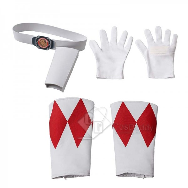 Mighty Morphin Power Rangers Tyranno Ranger Geki Cosplay Costume