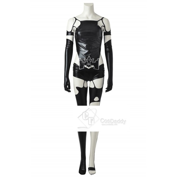 NieR:Automata YoRHa Type A No.2 (A2) Cosplay Costume