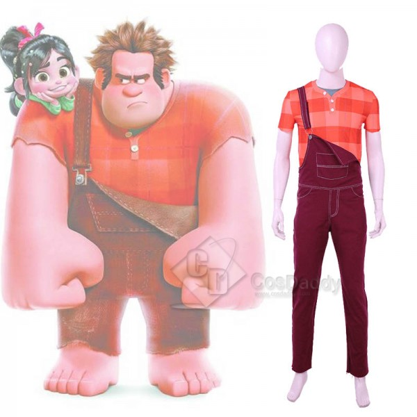 Ralph Breaks the Internet Ralph Cosplay Costume