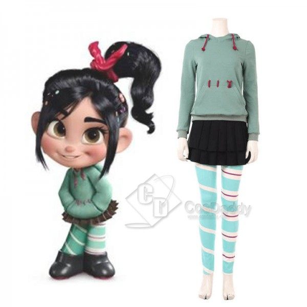 Ralph Breaks the Internet Vanellope von Schweetz C...