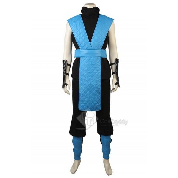 Mortal Kombat X Sub-Zero Cosplay Costume