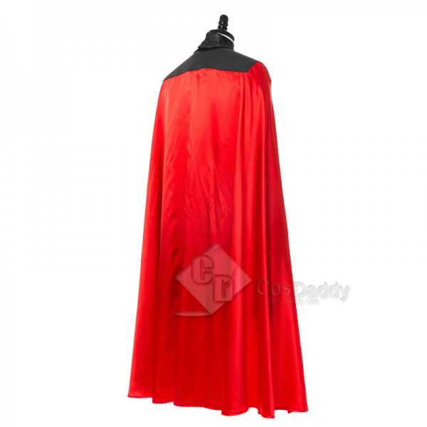 Solo: A Star Wars Story Qira Red Cloak Cosplay Costume