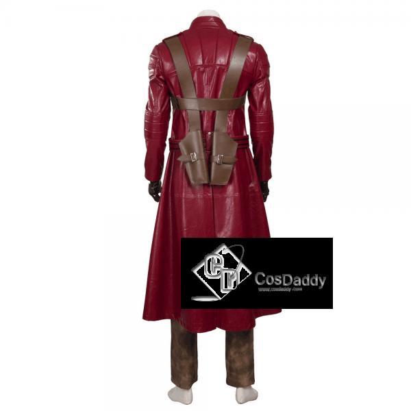 Devil May Cry 3 DMC3 Dante Cosplay Costume