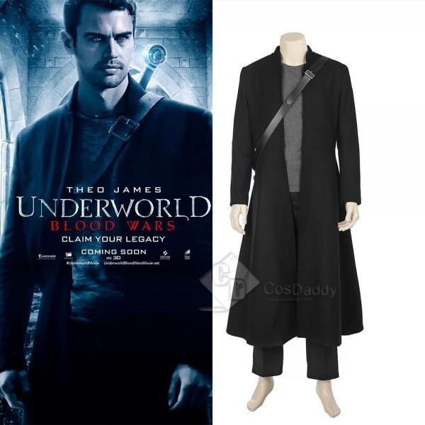 Underworld: Blood Wars David Cosplay Costume
