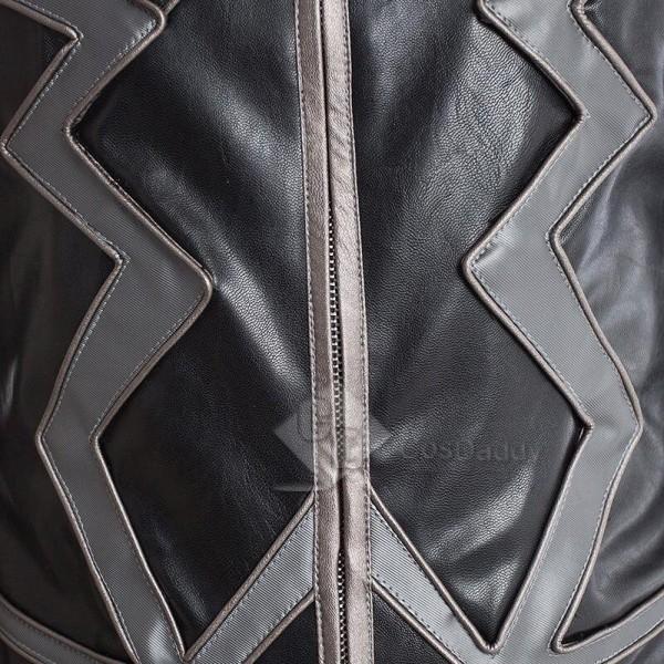 Inhumans Black Bolt Cosplay Costume