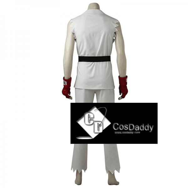Street Fighter V Ryu Cosplay Costume