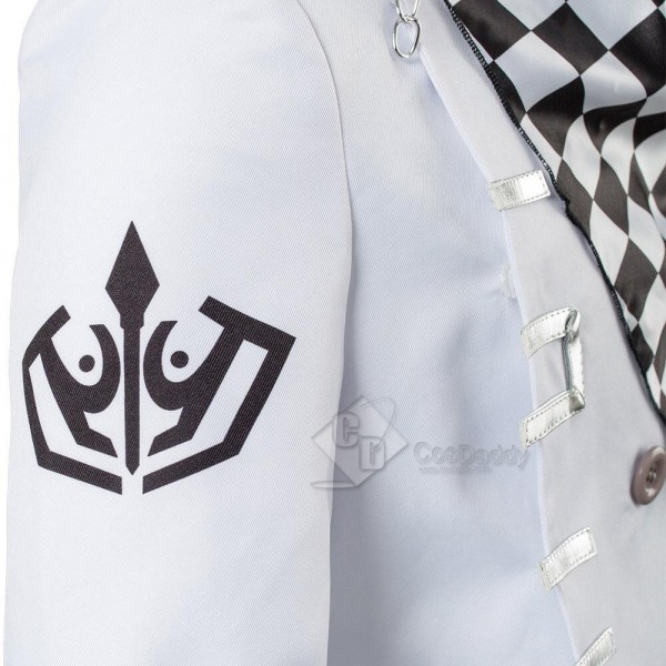 Danganronpa V3: Killing Harmony Ouma kokichi Cosplay Costume
