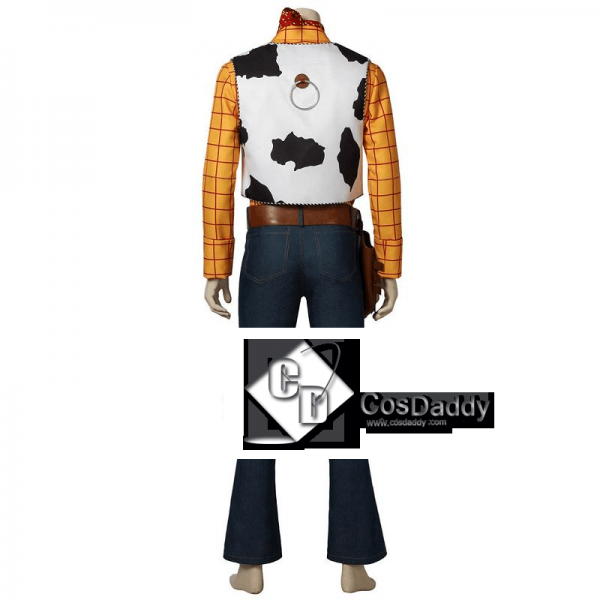 Toy Story Woody Cosplay Disney Costume