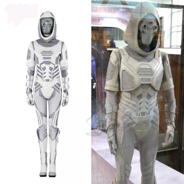 Ant-Man and the Wasp Ghost John Morley Cosplay Cos...