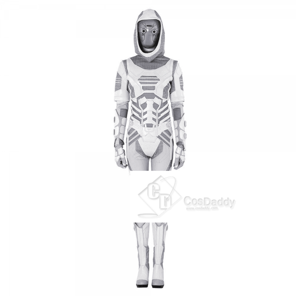 Ant-Man and the Wasp Ghost John Morley Cosplay Costume