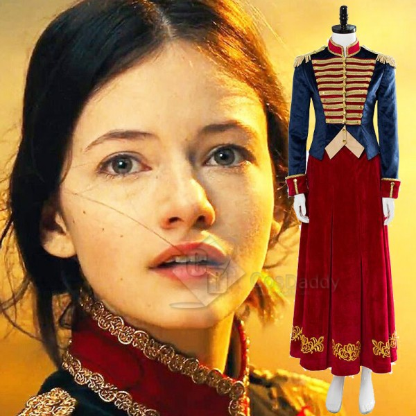 The Nutcracker And The Four Realms Clara Cosplay Halloween Costume
