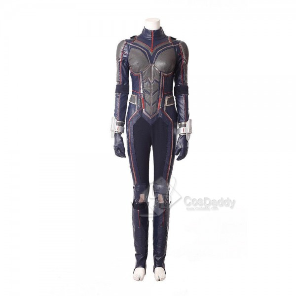 Ant-Man and the Wasp Wasp Hope van Dyne Cosplay Costume