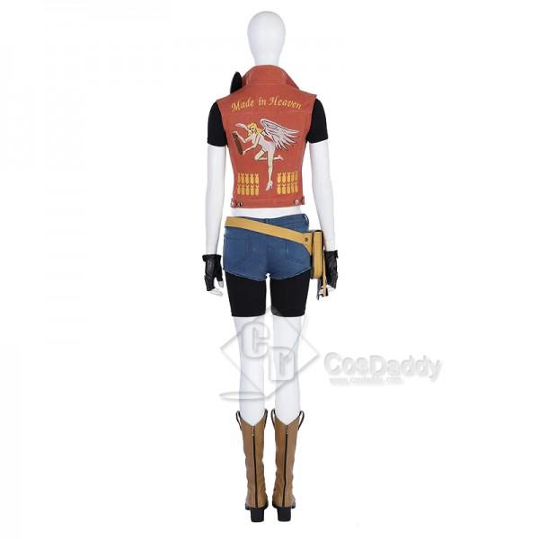 Resident Evil 7:Biohazard Claire Cosplay Costume