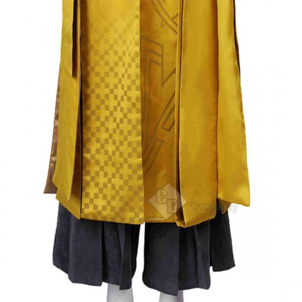 Doctor Strange Ancient One Yao Cosplay Halloween Costume
