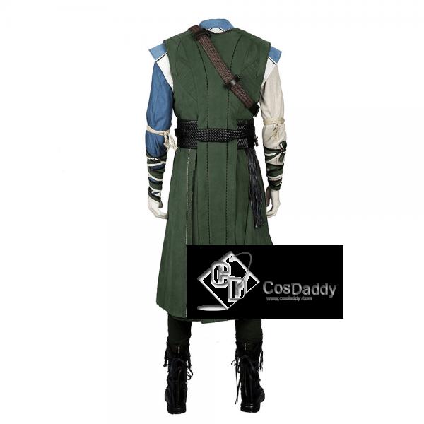 Doctor Strange Baron Mordo Karl Mordo Cosplay Costume