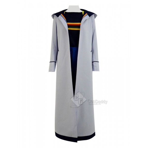 Doctor Who Thirteenth 13th Doctor New Colorful Cos...
