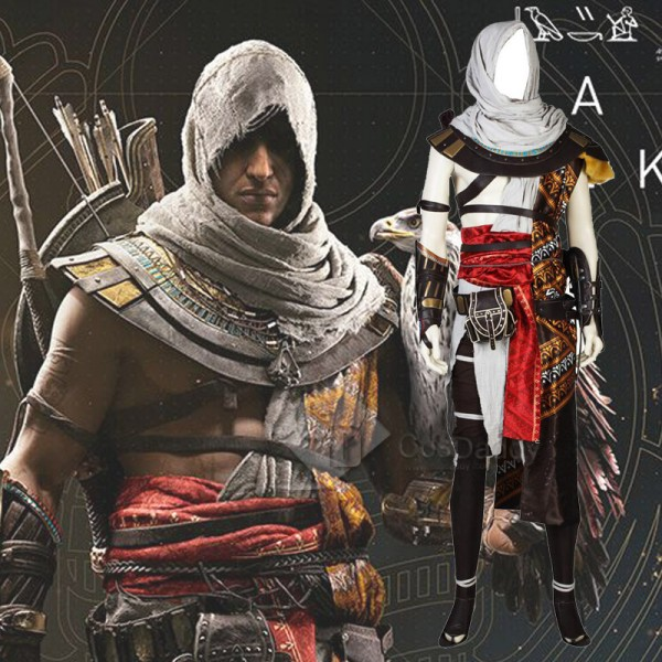 Assassin's Creed Origins Bayek Cosplay Costume
