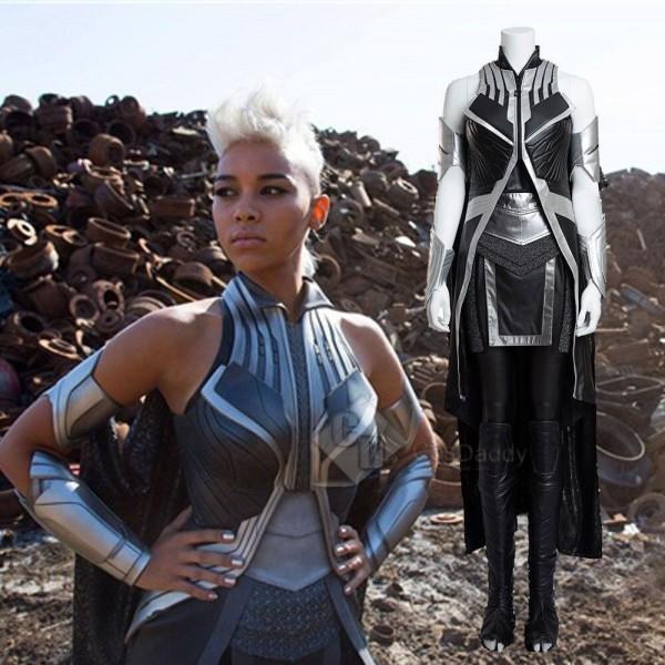 X-Men: Apocalypse Storm Ororo Munroe Cosplay Costu...