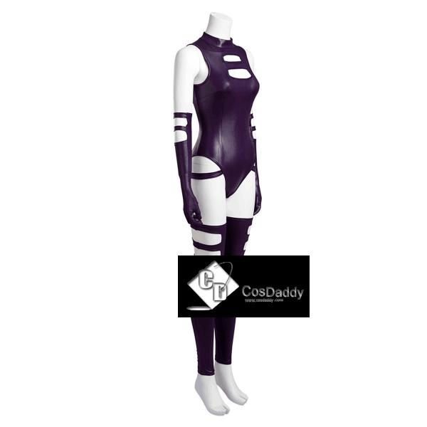 X-Men: Apocalypse Psylocke Elizabeth Betsy Braddock Cosplay Costume