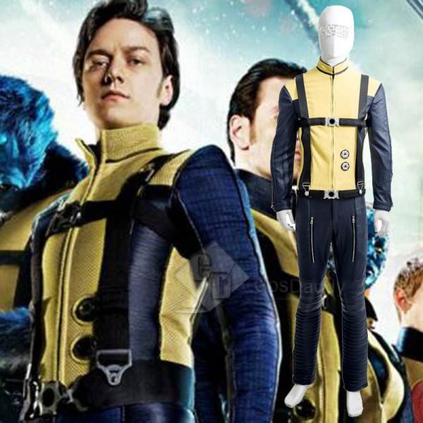 X-Men: First Class Professor X Charles Francis Xav...