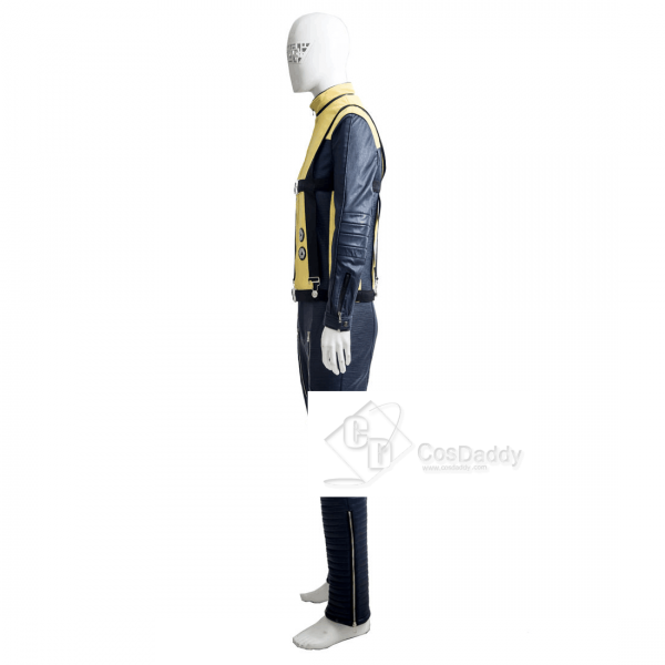 X-Men: First Class Professor X Charles Francis Xavier Cosplay Costume