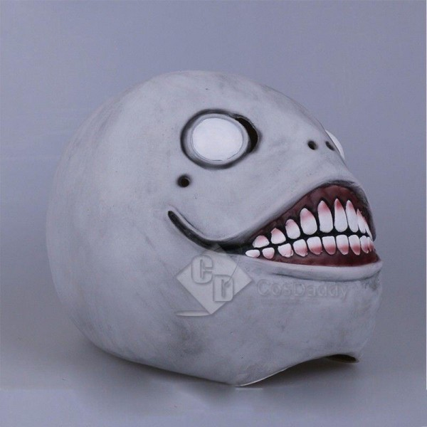 NieR: Automata Emil Mask Helmet Halloween Cosplay