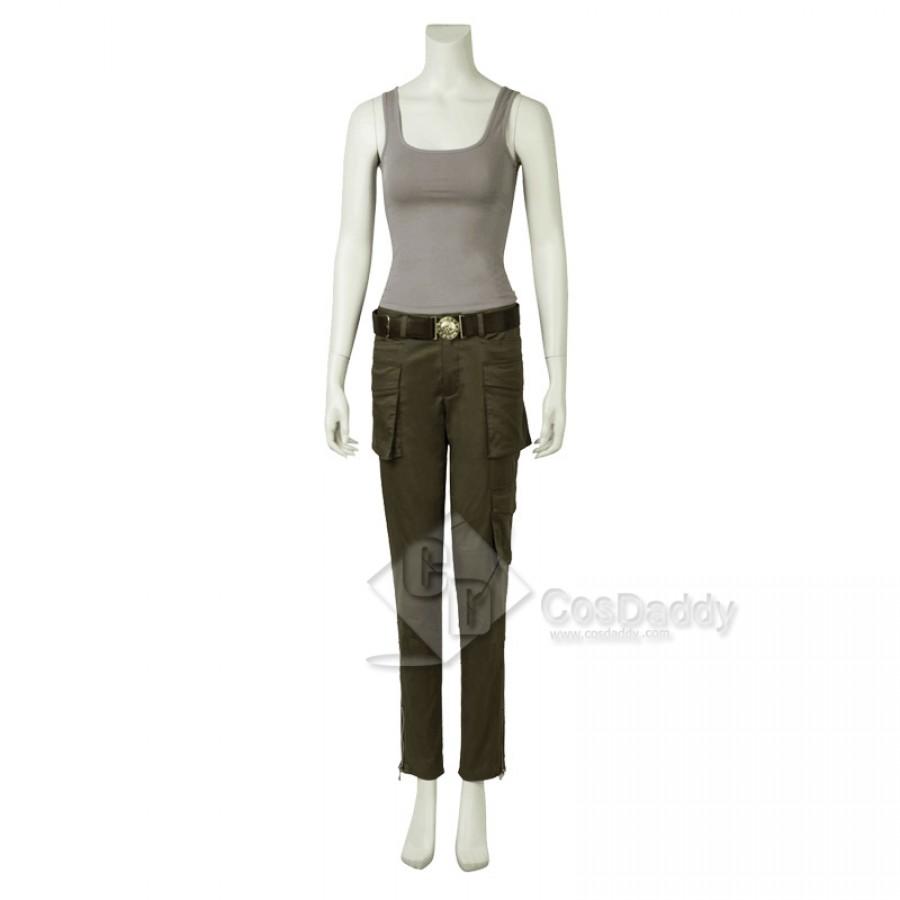 New Tomb Raider Lara Croft Cosplay Costume