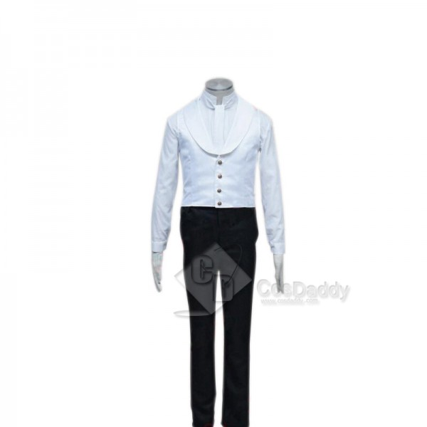 The Greatest Showman Phillip Carlyle Cosplay Costume