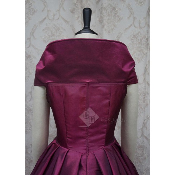 The Greatest Showman The Bearded Woman Lettie Lutz Cosplay Costume