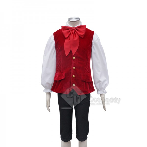 Beauty and the Beast (2017 film) LeFou Cosplay Costume