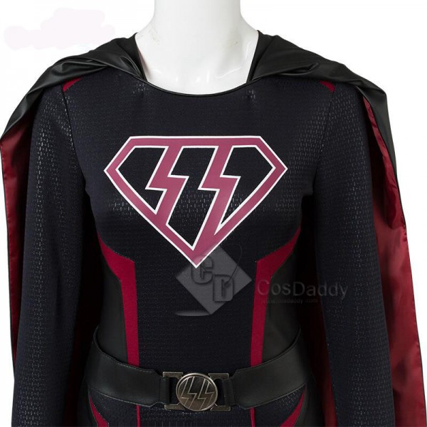 Crisis on Earth-X Earth Supergirl Cosplay Costume