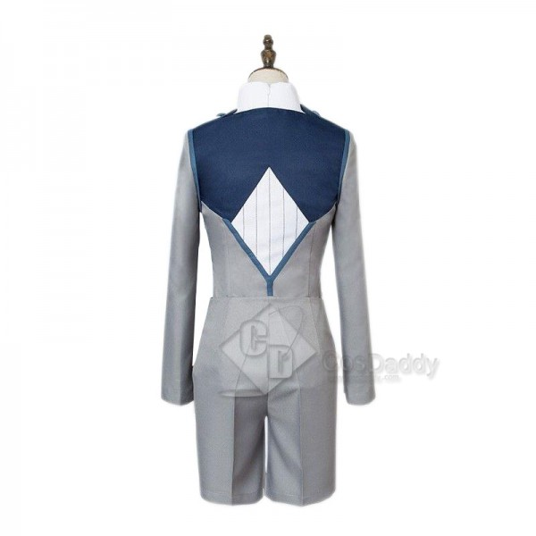 Darling in the Franxx HIRO CODE 016 Uniform Cosplay Costume
