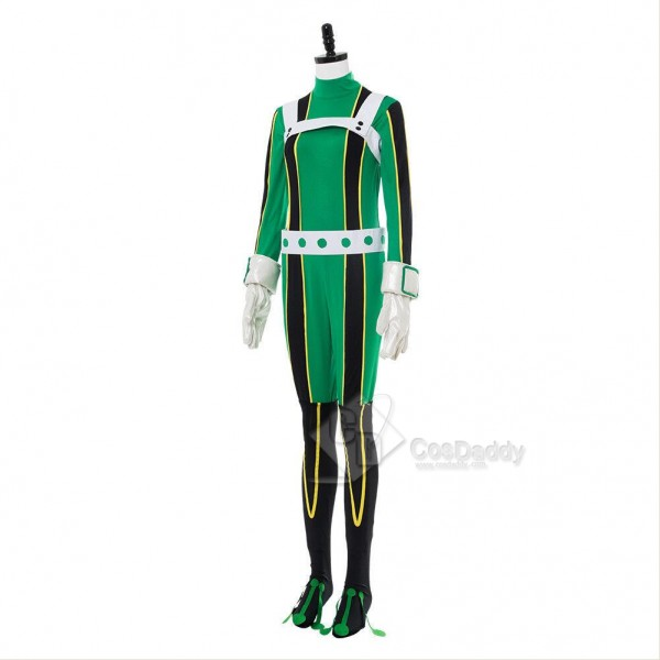 My Hero Academia Tsuyu Asui Cosplay Costume