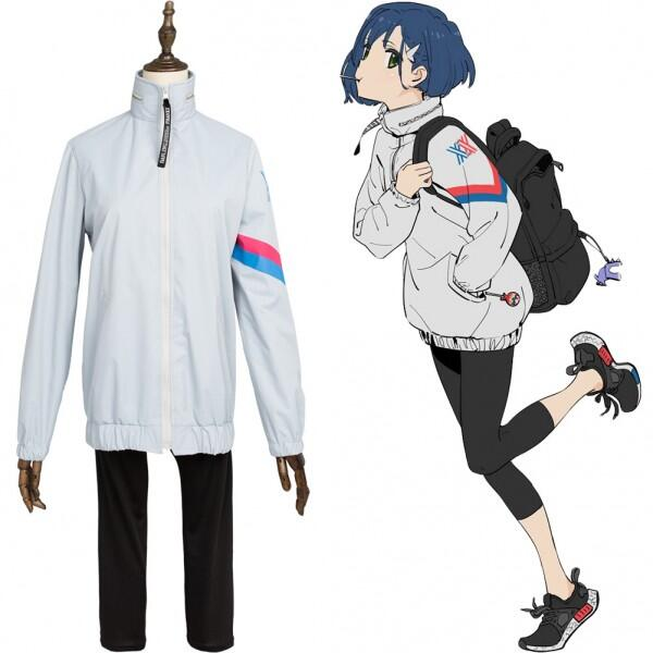 DARLING in the FRANXX ICHIGO CODE 015 Sportswear C...