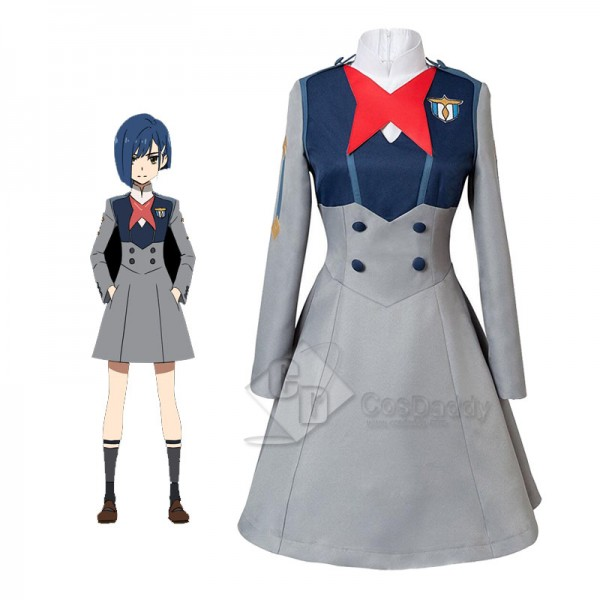 DARLING in the FRANXX ICHIGO CODE 015 Uniform Cosp...