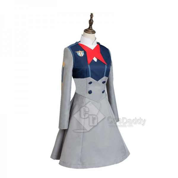 DARLING in the FRANXX ICHIGO CODE 015 Uniform Cosplay Costume