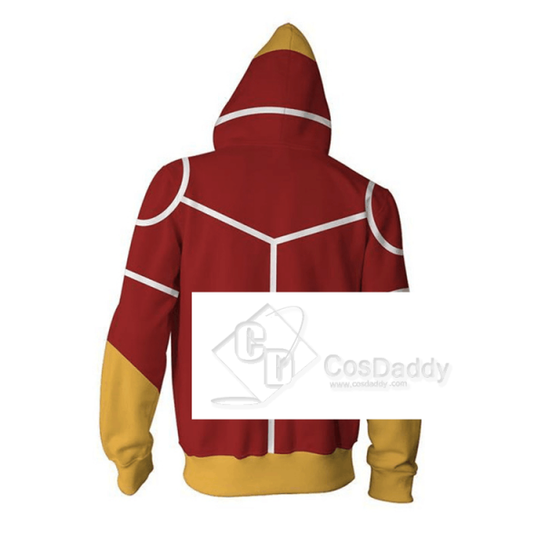 Boku No Hero Academia All Might 3D Printed Sweatshirt
